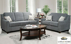 Grey Sofa Sets