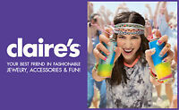 Claire's Sherwood Park - Assistant Manager Position
