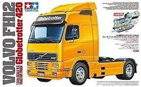 Tamiya 1/14 Volvo fh12 model kit