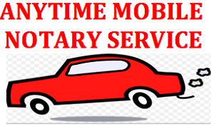 ~~Calgary Notary Public Services ~~ Commissioner of Oaths $30 ~~