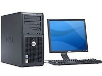 Dell window 7 fully wireless computer free delivery