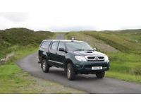 Toyota HiLux HL2 Double Cab Pickup