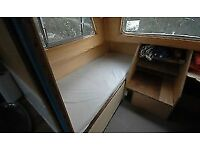 Small Room Available on a Canal Boat