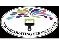 Painting and Decorating Services in and around Leicester. Domestic and Commercial Service