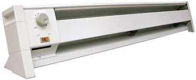 Dayton 3ug01 Electric Baseboard Heater 1500w1000w 120v Ac 1 Phase