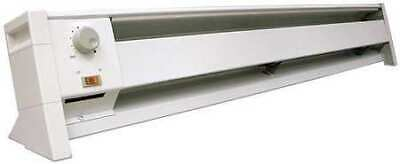 1500 1000w electric baseboard heater convection 120v