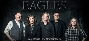 Eagles Tickets!!