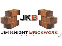 Bricklayers required for foundations and retaining walls in Broxburn area
