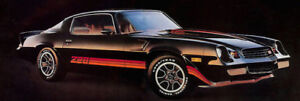 wanted  1980-1981 camaro z28 trade for 2000 mustang saleen rep