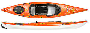 Elie Sound 120 touring kayaks- last few in orange