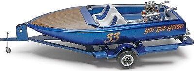 Revell Inc [RMX] 1:25 Hot Rod Hydro Boat Plastic Model Kit RMX850392