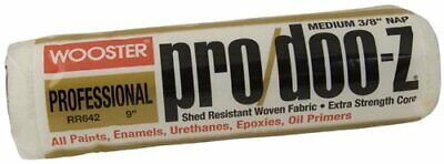 Wooster Brush Rr642-9 Prodoo-z Roller Cover 38-inch Nap 9-inch