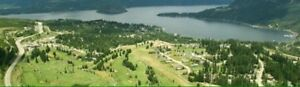 Building lot Blind Bay-Salmon Arm BC