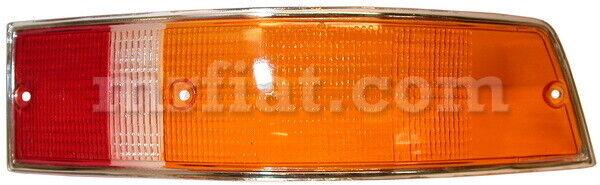 For Porsche 911/930 912 Taillight Lens Right Euro Silver Trim 1969-89 New
