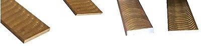 954 Bronze Oversize Flat Bar 1 12 Thick X 2 12 Wide X 12.0 Length