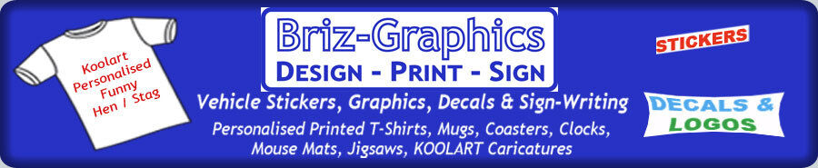 Briz-Graphics Custom Printing