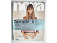 Nova Magazine Collectors Edition - Brand new in packaging. June 2000