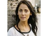 Natalie Imbruglia tickets - Birmingham town hall - 5th February - £27 each