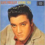 ELVIS PRESLEY : LOVING YOU (CD) sealed