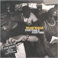 Everything Is Everything - Brand Nubian - CD New Sealed