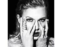 Taylor Swift Tickets - Wembley