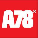A78 UK Sticker Supplier