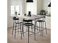 TOMMARYD Table, light grey130x70x105 cm WAS £135.00 IKEA Warrington, #bargaincorner