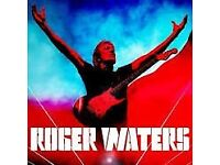 Roger Waters 2 x Gold Circle: Standing-- British Summer Time Hyde Park featuring Roger Waters
