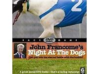 Used, 'Night at the Dogs' race night game for sale  Buckinghamshire
