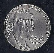 2009 Nickel Roll