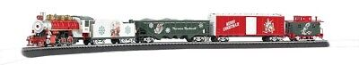 Bachmann 00741 HO Norman Rockwell Christmas Train Set
