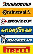 Brand new tyres from only £34.99! Best prices! Quality service! Any size! Any brand!