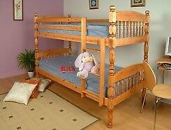 Quality bunk beds can be separated into 2 singles