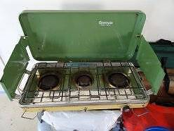 Gasmate 3 Burner Camping Stave Garden Suburb Lake Macquarie Area Preview