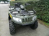 Wanted Road Legal ATV / Quad