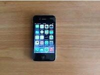 I phone 4s (no scratches) £40