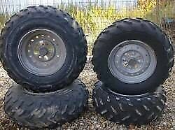 Wanted: Honda atv tires