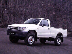 Wanted: 4wd Hilux Guards Hobart CBD Hobart City Preview