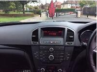 Vauxhall Insignia 2012 (12 Reg). 58,000 miles. Automatic, Diesel