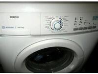 Zanussi 7 kg washing machine