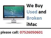 I buy your used and broken iMac ,, any model