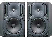 Behringer Truth active monitors