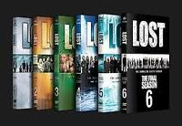 LOST DVD Seasons 1-6