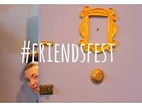 2 tickets FriendsFest Friday 26th Haggerston Park 12 o clock entry - sold out