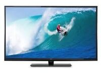 """55"""" tv ,very good working ,need quick sale £180 ,price is negotiable."""