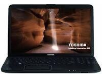 "15.6"" Toshiba Satellite C850 Laptop - 6GB RAM"