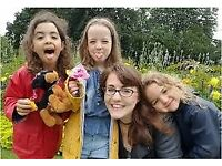 Live in Bilingual Nannies Available