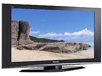 "32"" Panasonic LCD TV, Builtin Freeview, HDMI, SCART Etc"