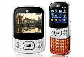 Optus-Prepaid-LG-C320-Slide-2MP-Camera-3G-White-Mobile-Phone