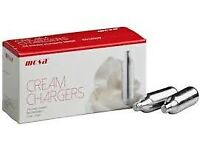 Cream Chargers London and surrounding areas